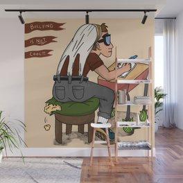Wedgie Boy Wall Mural