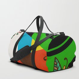 CrazyCollage Duffle Bag