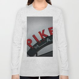 Pike Place Morning Long Sleeve T-shirt