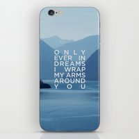 sky ferreira iPhone & iPod Skins featuring Sad Dream / Sky Ferreira by Justified