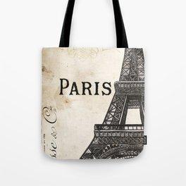 Paris Ooh La La 1 Tote Bag