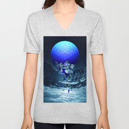 Fall To Pieces II Unisex V-Neck