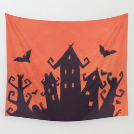 Halloween cl17 Wall Tapestry