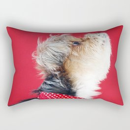 Super Pets Series 1 - Moose Howl Rectangular Pillow
