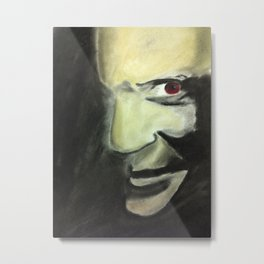 Hello Clarice, good to see you again Metal Print