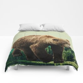 Grizzly Bear Comforters