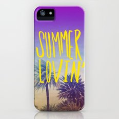 Summer Lovin' Slim Case iPhone (5, 5s)