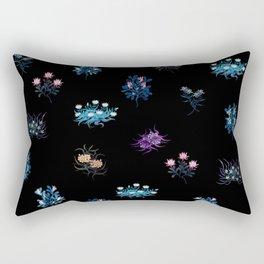 Fantasy flowers Rectangular Pillow