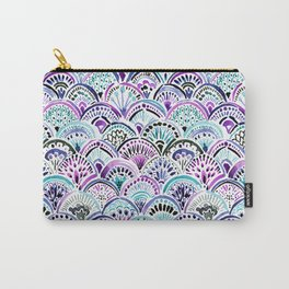 Mermaid Medallion Carry-All Pouch