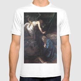 Caravaggio - The Annunciation T-shirt