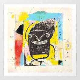 Happy Boy Art Print