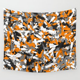 Urban alcohol camouflage Wall Tapestry