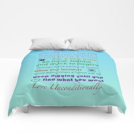 Life Lessons  Comforters