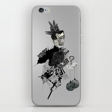 My interrogation? iPhone & iPod Skin