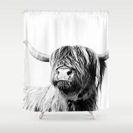 HIGHLAND CATTLE FRIDA Shower Curtain