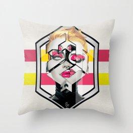 Shape - 2 Throw Pillow