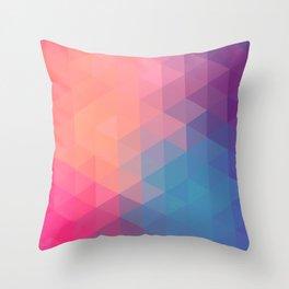 Colors #3 Throw Pillow