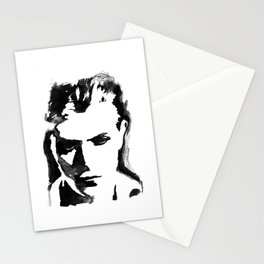 THE THIN WHITE DUKE Stationery Cards