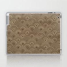 Orbis (Brown) Laptop & iPad Skin