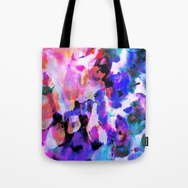 Lets Paint   Tote Bag