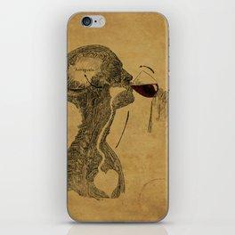 Retrogusto iPhone Skin