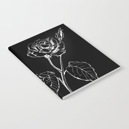 Black Rose Notebook