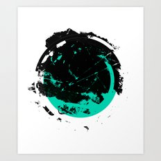 'UNTITLED #09' Art Print
