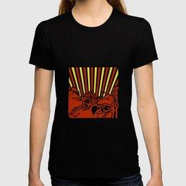 OCTOBER REVOLUTION T-shirt