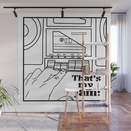 That's My Jam! Wall Mural