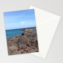 Oman Beach Stationery Cards