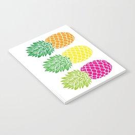 Pineapple Trio Notebook