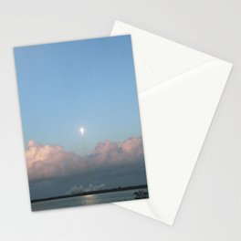 Falcon 9 in Flight Stationery Cards