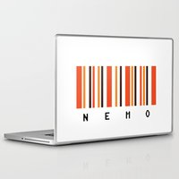 nemo Laptop & iPad Skins featuring Nemo by Vector Vectoria