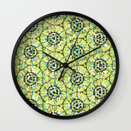 Kiwi Fruit Wall Clock