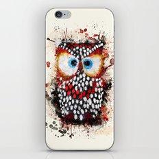 The Owl iPhone Skin