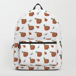 Halloween is coming I Pattern I Backpack