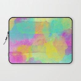 Rainbowcolors Watercolor Laptop Sleeve