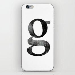 O.G. Garamond iPhone Skin