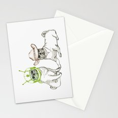 Cowboys & Aliens Stationery Cards