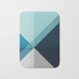 Geometric 1704 Bath Mat