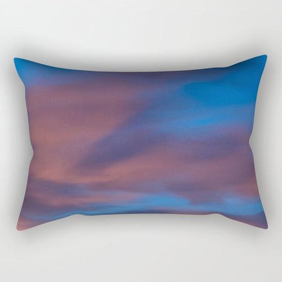 SW Rose Serenity Sunrise Rectangular Pillow