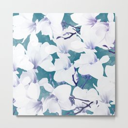Magnolia 2 Metal Print