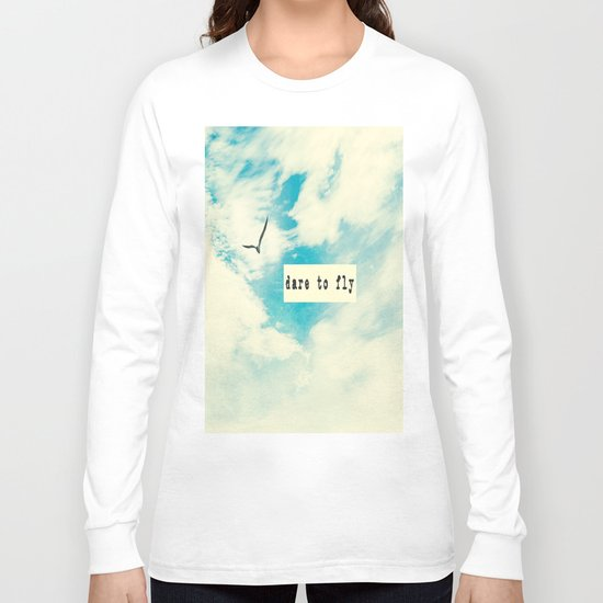 Dare to Fly II Long Sleeve T-shirt