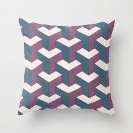 Geometry 4 Throw Pillow