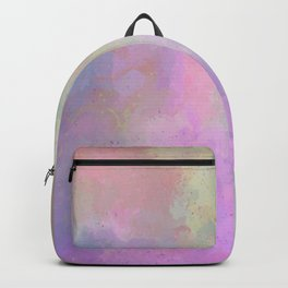 Cotton Candy Atmosphere Backpack