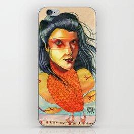 FIRE BIRD iPhone Skin