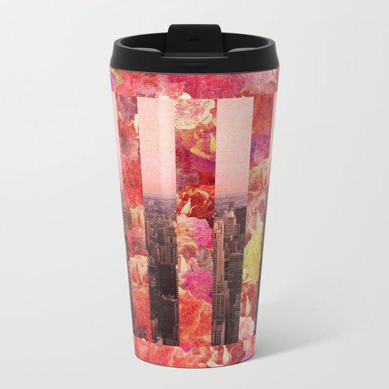 N/Y/C Metal Travel Mug