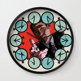 Bang! Wall Clock