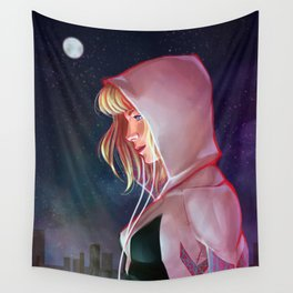 Spider Gwen Wall Tapestry
