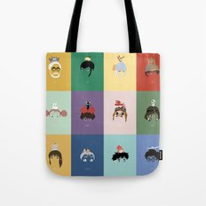 Miyazaki's world. Tote Bag